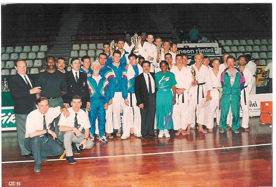 1993 Rimini Karate Superstar